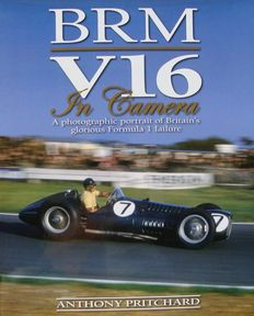 Book : BRM V16 in Camera