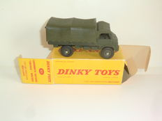 Dinky Toys-France - Scale 1/48 - Military van `Unimog` Mercedes No.821
