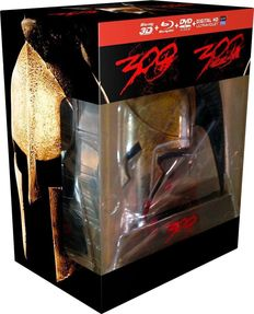 300 / 300 : Rise of an Empire - Limited Spartan Helmet Edition