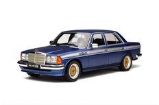 Otto Mobile - Scale 1/18 - Mercedes-Benz W123 AMG
