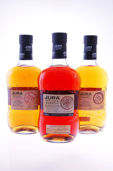 3 bottles - Isle of Jura Boutique Barrels 1995, 1996 & 1999