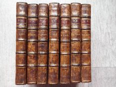 De Christen - complete in 7 parts - 1772-1778
