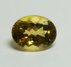 Beryl - 5,46 ct  - No Reserve Price