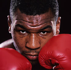 Neil Leifer/Sport Illustrated/Getty - Mike Tyson - 1988
