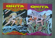 Ghita of Alizarr - Part 1 + 2 - 2x sc - Second edition - (1990 / 1991)