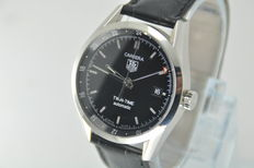 Tag Heuer Carrera Twin Time Calibre 7 GMT Ref. WV2115-0 - Men's Watch