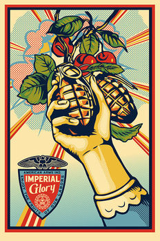 Shepard Fairey (OBEY) - Imperial Glory