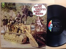 Nitty Gritty Dirt Band - Lot 6 albums. (2 sets of 3 records  + 4 LP's = total 10 lp's)