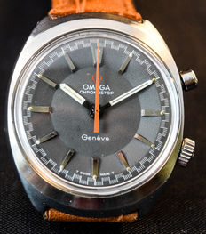 Omega-Men's-Chronostop-1960's
