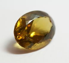 Citrine - 26.33ct - No reserve price
