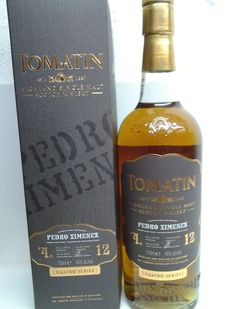 Tomatin 12 Year Old / 2002 / Pedro Ximenez Finish / Cuatro Series n°4