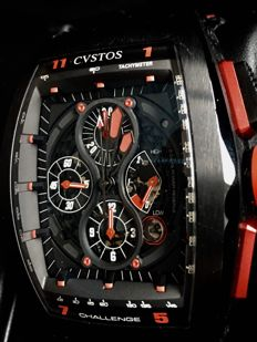 Cvstos Challenge Chrono Grand Prix Limited Edition – men's watch