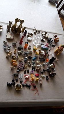 65 + collection of cats