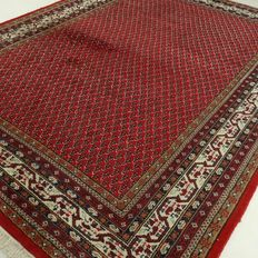 Large Indo Mir - 346 x 248 cm - ¨XL Oriental carpet in good condition¨ - With certificate
