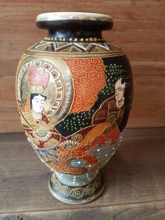 Satsuma vase – Japan – first half of the 20th century