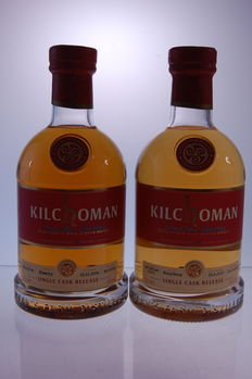 2 bottles - Kilchoman Germany & Kilchoman German tasting Tour 2011