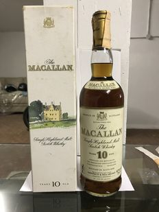 Macallan 10 years old