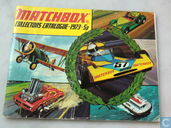 Matchbox Collectors Catalogue 1973