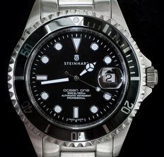 Steinhart Ocean One -- Diver's watch -- April 2016, warranty still valid.