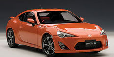 "AUTOart - Scale 1/18 - Toyota 86 GT ""Limited"" RHD - Colour Orange Metallic"