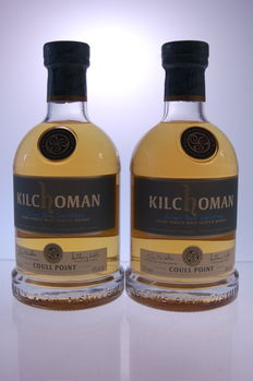 2 bottles - Kilchoman Coull Point