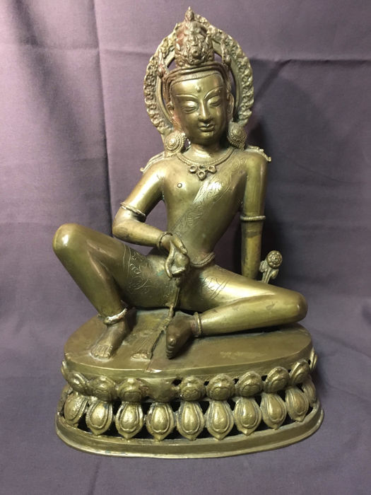 Tara, bronze - Nepal - second half 20th century