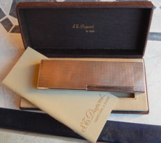 The largest DUPONT table lighter + papers and original box
