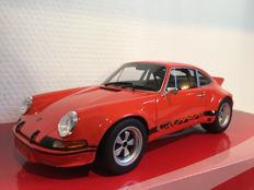 GT-Spirit - Scale 1/18 - Porsche 911 2.8 RSR Street - Red