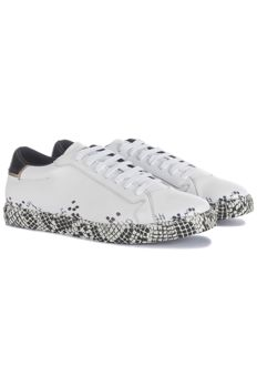 Just Cavalli - Python effect sneakers
