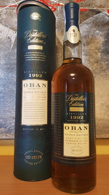 Oban Distiller's Edition 1992