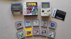 Nintendo Game Boy Classic incl. 11 games