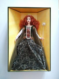 Legends of Ireland Deirdre of Ulster™ Barbie® Doll - Platinum Label