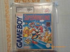 Super Mario Land Game Boy - Graded