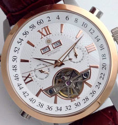 "Constantin Durmont – ""Grand Calendar"" – Men's automatic watch"