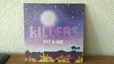 The Killers - Day and Age - NM condition - Poster missing!