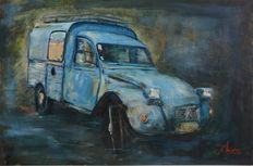 Christophe Chevreau - 2 CV
