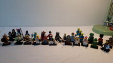 Collectible Minifigures - Mixed Series - Lot of 34 mini figures