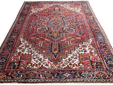 Magnificent Persian rug  Old Heriz 400 x 280 cm – Iran – Circa 1940