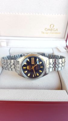 Orient Crystal - Men's Automatic Wristwatch — 1980's in good condition