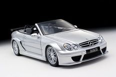 Kyosho - Scale 1/18 - Mercedes-Benz CLK DTM AMG Convertible