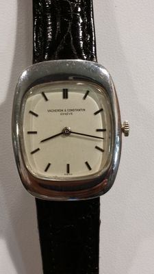 Vacheron Constantine – Wonderful white gold watch – From the 1970s – Like new