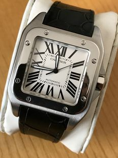 Cartier Santos 100 XL Ref. 2656 - Men's watch
