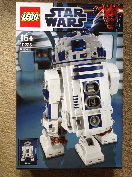 LEGO - Star Wars - 10225 - Robot Star Wars R2-D2 - UCS