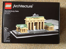 Architecture - 21011 - Brandenburg Gate