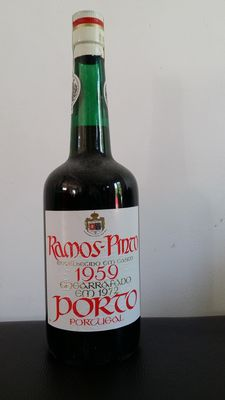 1959 Colheita Port Ramos Pinto - bottled in 1972