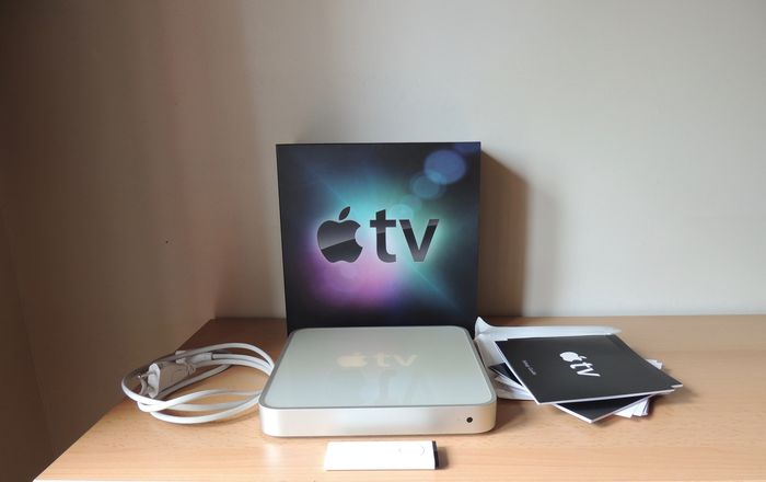 Apple TV 160GB model A1218