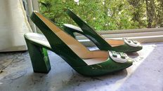 PRADA -  Pumps - slingback Shoes