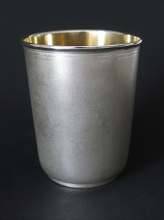 Silver Cup - Portugal, second half 20th century