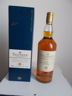 Talisker 18 years old - 1 litre