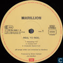 Disques vinyl et CD - Marillion - Real to reel